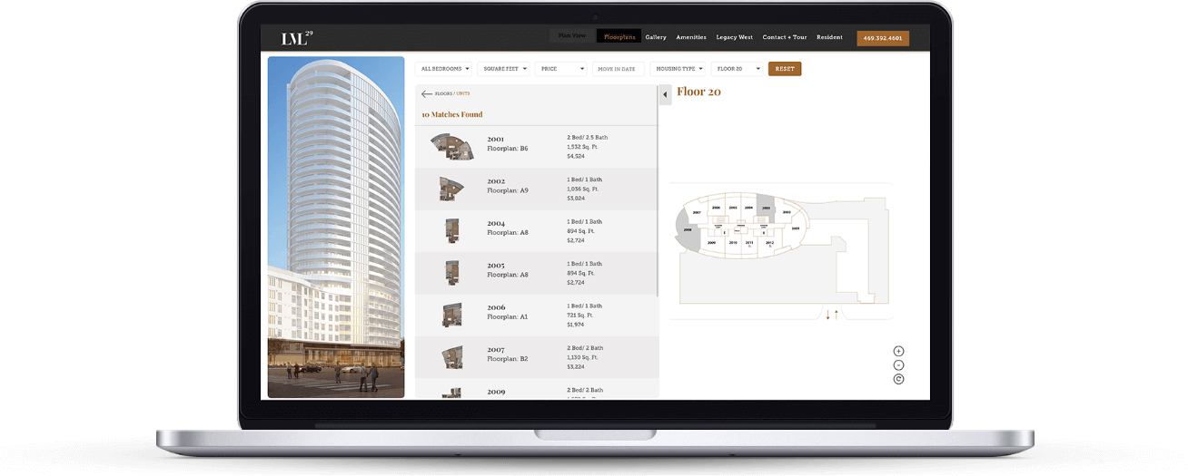 Discover Our Interactive Property Map